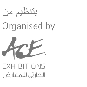 Organised by ACE Exhibitions
